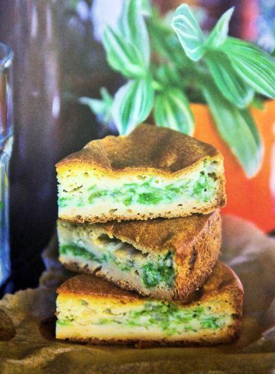 Рецепт вегетарианского капустного пирога