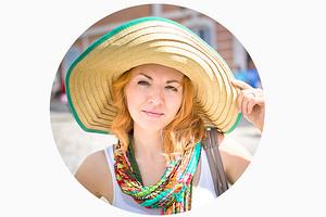 Катерина Ященко. Писатель, эксперт в области вегетарианской кухни